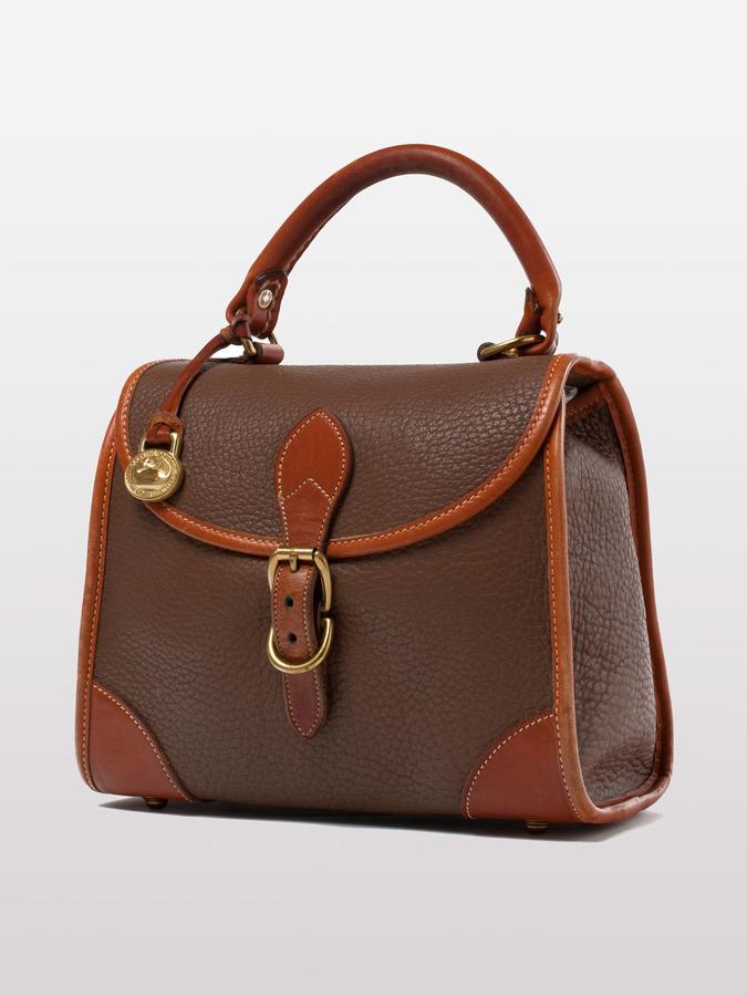 Dooney & Bourke Vintage Small Satchel Bag