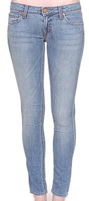 RAVEN skinny light denim jeans
