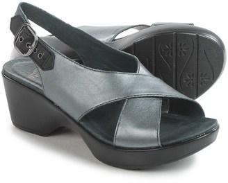 Dansko Jacinda Slingback Sandals - Leather (For Women) $79.99 thestylecure.com