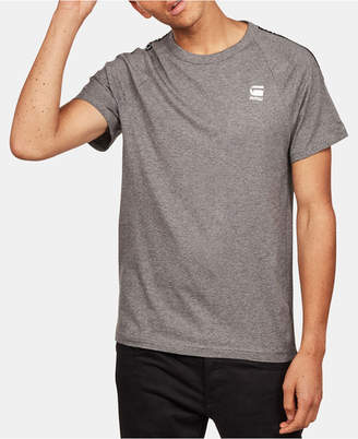 G Star Men's Satur Logo Taping T-Shirt, Created for Macy's