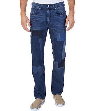 Nautica Men's 5 Pocket Straight Fit Stretch Jean