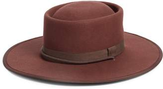 Madewell Dipped Crown Felt Hat