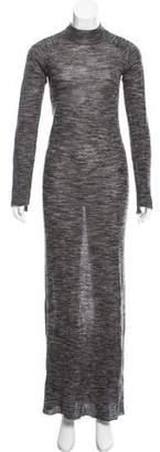 A.L.C. Wool Mock Neck Dress