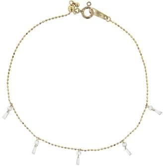BEIGE Kataoka Diamond Tassel Bracelet Gold