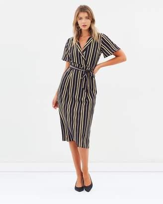 Atmos & Here ICONIC EXCLUSIVE - Paris Midi Dress