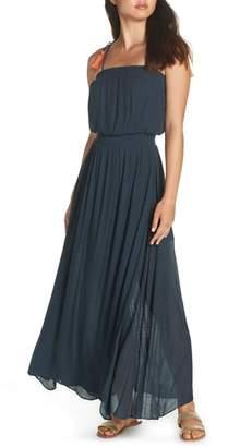 THML Tassel Strap Maxi Dress