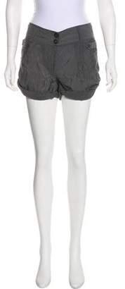 Elizabeth and James Cuffed Mini Shorts