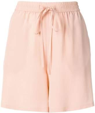 RED Valentino crepe de chine shorts