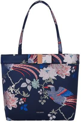 Ted Baker Orelaa Chinoiserie Jacquard Shopper Bag