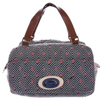 Missoni Chevron Handle Bag