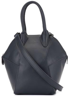 Yohji Yamamoto Discord Polyhedron shoulder bag