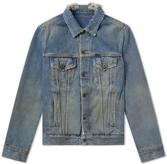 Off-White Off White Vintage Denim Jacket