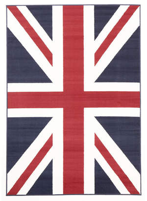 At Temple And Webster Funky Union Jack Rug
