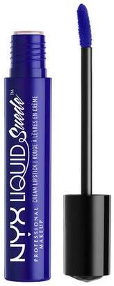 NYX Liquid Suede Cream Lipstick Jet-Set