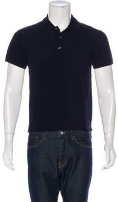 Todd Snyder Button-Up Polo Shirt