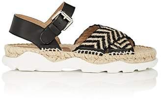 Stella McCartney Women's Woven Espadrille Sandals