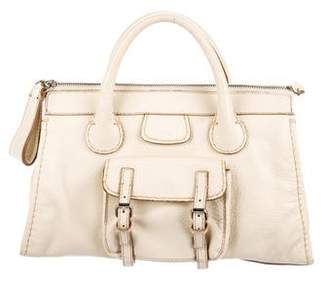 Chloé Edith Leather Tote