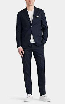 """Boglioli Men's """"K Suit"""" Wool Two-Button Suit - Gray"""