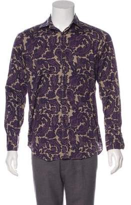 Etro Pasiley Print Shirt