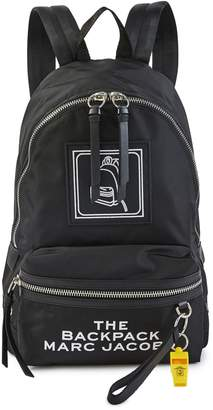 "Marc Jacobs The Pictogram"" backpack"