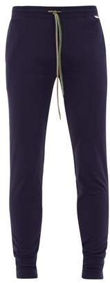 Paul Smith Cotton Jersey Pyjama Bottoms - Mens - Navy