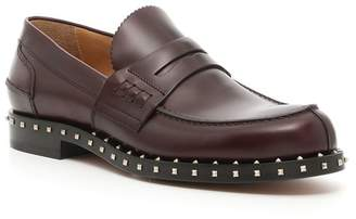 Valentino Soul Rockstud Loafers