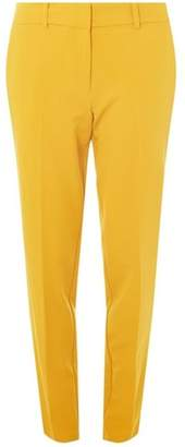 Dorothy Perkins Womens **Tall Yellow Ankle Grazer Trousers