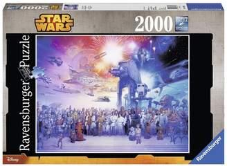 Ravensburger Star Wars Universe (2000 pc Puzzle)