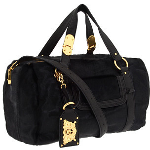 Juicy Couture This Is Not A Test Duffle