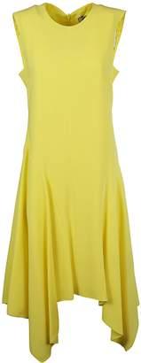Sportmax Asymmetric Dress
