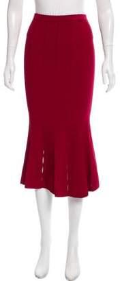 Cushnie et Ochs Knit Midi Skirt w/ Tags