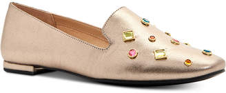 Katy Perry Turner Embellished Loafer Flats Women's Shoes