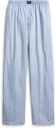 Ralph Lauren Striped Cotton Pajama Pant