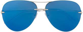 Christopher Kane Eyewear tinted aviator sunglasses