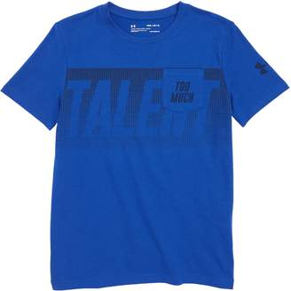 Under Armour Too Much Talent T-Shirt