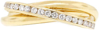 One Kings Lane Vintage 14K Yellow Gold & Diamond Ring - Raymond Lee Jewelers