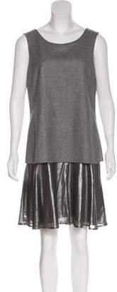 Graham & Spencer Sleeveless Knee-Length Dress