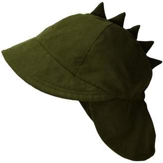 San Diego Hat Company Kids Dino Flap Cap Caps