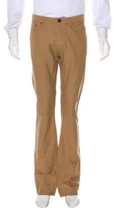 Burberry Five-Pocket Straight-Leg Pants w/ Tags