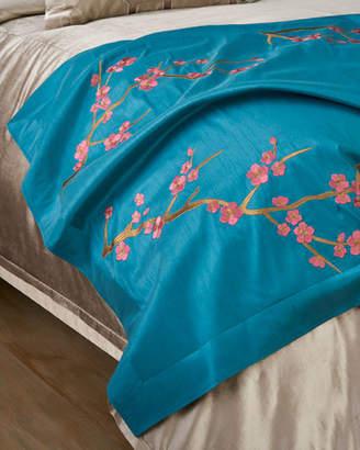 Lili Alessandra Ming Throw Blanket