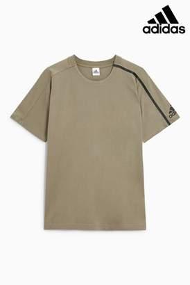 Next Mens adidas Trace Cargo Z.N.E T-Shirt