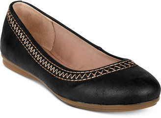 Easy Spirit Ginara Flats Women's Shoes $69 thestylecure.com