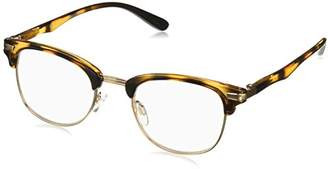 7352c43a4389 A. J. Morgan A.J. Morgan Unisex-Adult Joey - Power 1.00 53749 Rectangular Reading  Glasses