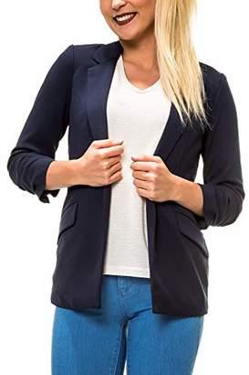 Only Women's Onlcarolina Diana 3 4 Blazer Cc TLR Suit Jacket 2c2c35261996