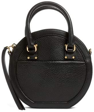 Rebecca Minkoff Bree Circle Leather Crossbody Bag