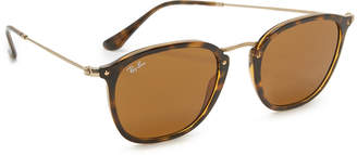 Ray-Ban Metal Bridge Sunglasses