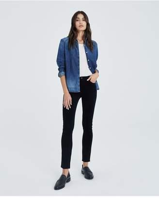 AG Jeans The Prima - Super Black