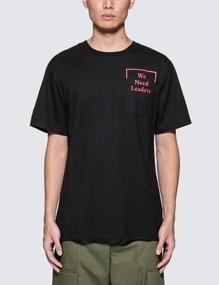 Public School Cooke S/S Pocket T-Shirt