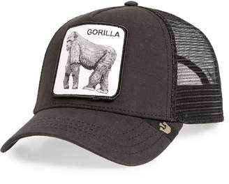 Goorin Bros. Brothers King Of The Jungle Trucker Hat b8d2bcbdae95