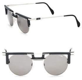 Cazal 48MM Round Sunglasses